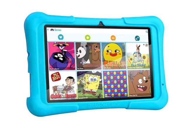 Best Kids' Tablets: Dragon Touch