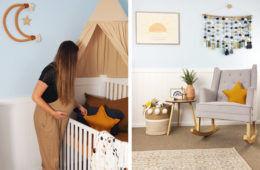 Nursery Gender Reveal