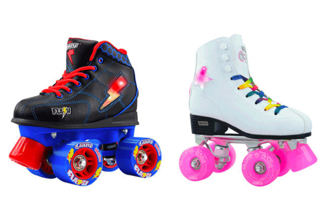 Best Gifts and Toys for 6 Year Olds: Wheels Roller Skates