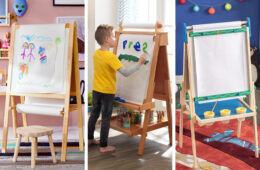Best kids easels for creative play | Mum's Grapevine