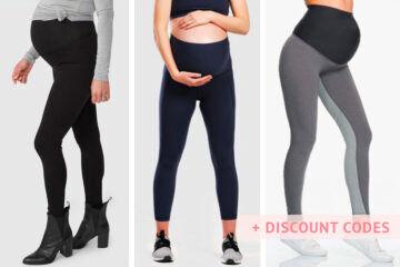 12 best maternity legging brands in Australia