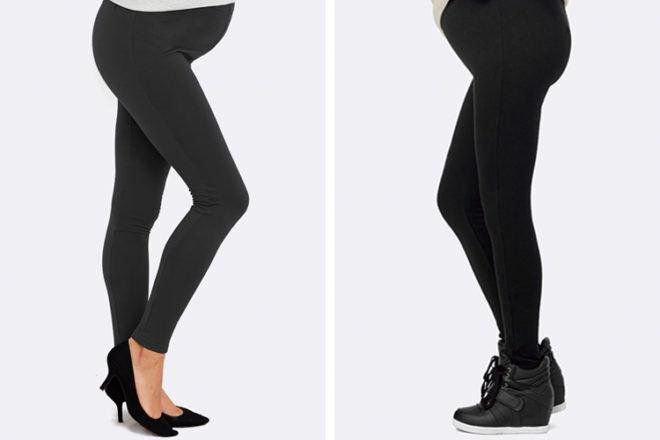 Best Maternity Leggings: Mamaway