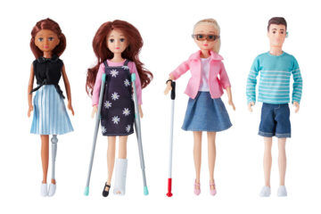 Kmart inclusive dolls