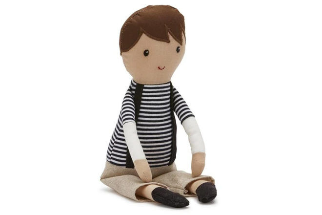 Baby Dolls: Nana Huchy Sebastian Doll
