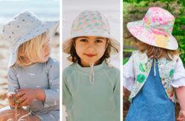 Best toddler sun hats | Mum's Grapevine