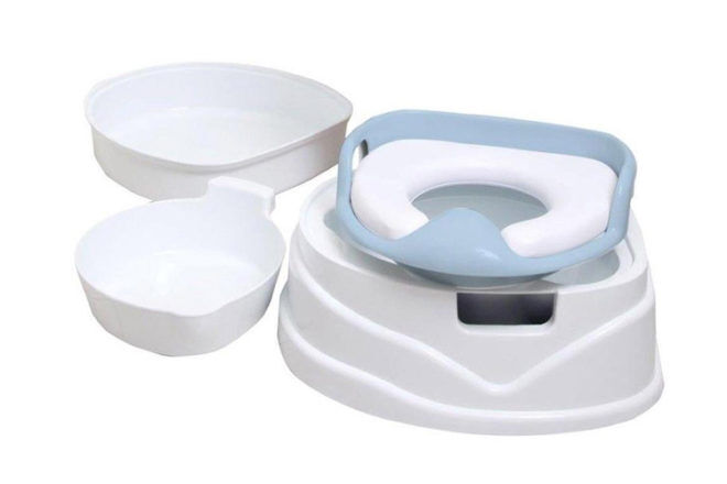 Best Potties: Roger Armstrong 4-in-1 Potty