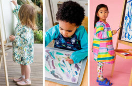 9 best art smocks for creative kids | Mum's Grapevine
