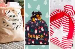 Best Santa Sacks for 2020 | Mum's Grapevine