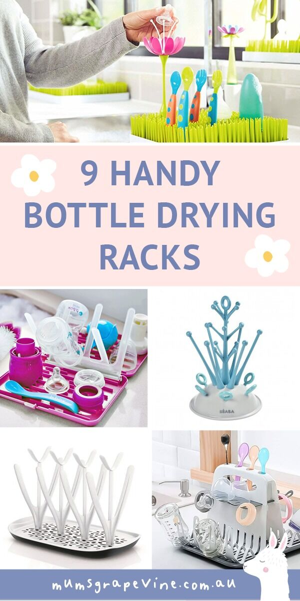 9 best bottle drying racks for 2020 | Mum's Grapevine
