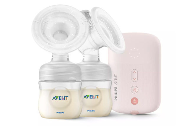 Breast Pumps: Philips Avent