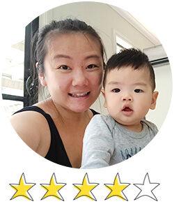 GAIA Plant Base Wipes review Helen Fong