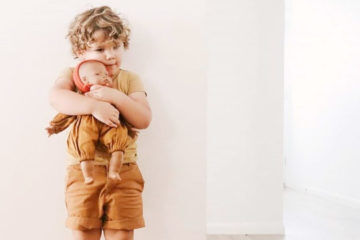 Study shows what happens when boys play with dolls | Mum's Grapevine