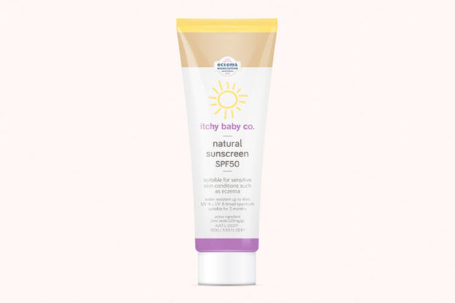 Best Baby Sunscreen: Itchy Baby Co