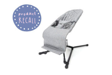 Kmart baby bouncer recalled