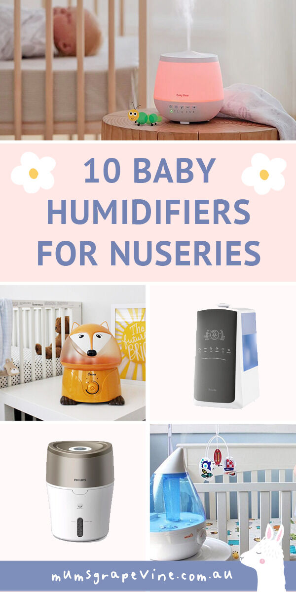 9 Best Baby Humidifiers for 2021 | Mum's Grapevine
