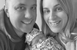 Claire Mann Breech Birth Story