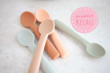 Rommer Silicone Spoon recall