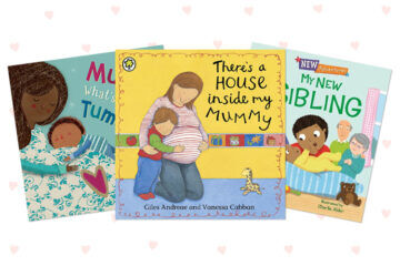 12 best books for new siblings | Mum's Grapevine