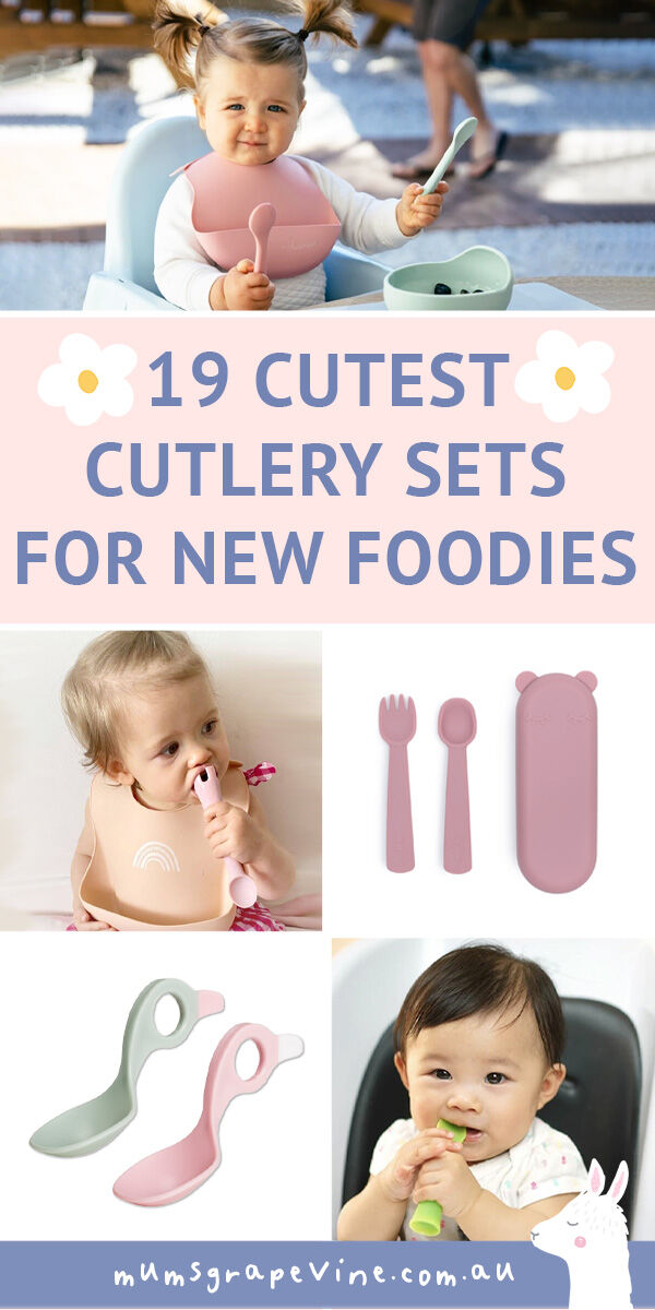 19 best kids cutlery sets for 2021 | Mum's Grapevine