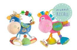 Playgro Rattles Recall