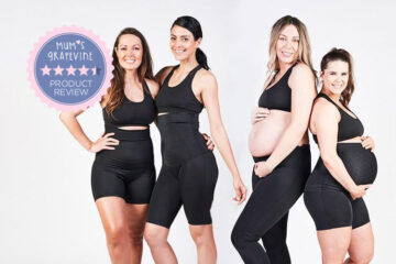 SRC Pregnancy and Recovery Compression Wear reviews