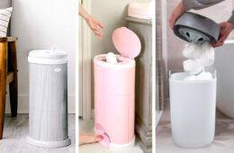 Australia's best nappy bins