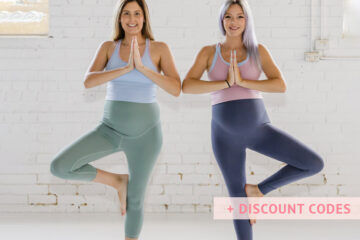 Exclusive Discount Codes fro Maternity Activewear brands