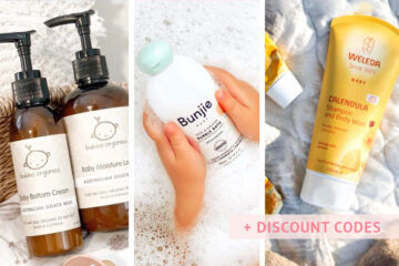Best natural baby skincare brands