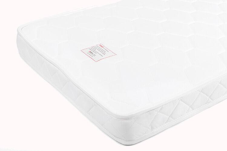 PixieBaby European sized cot mattress