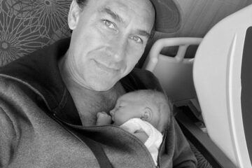 Jamie Durie daughter Beau Durie