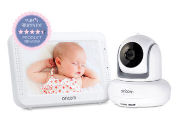 Oricom SC875 Video Baby Monitor review