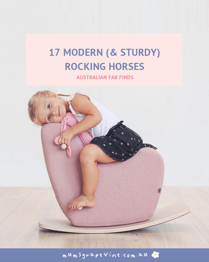 17 Best Rocking Horses | Mum's Grapevine