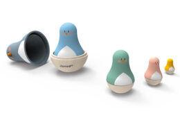 Janod Penguin Russian Dolls