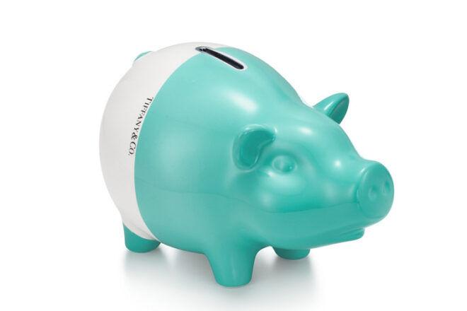 Tiffany & Co Piggy Bank