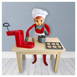 My Magical Moments baking elf