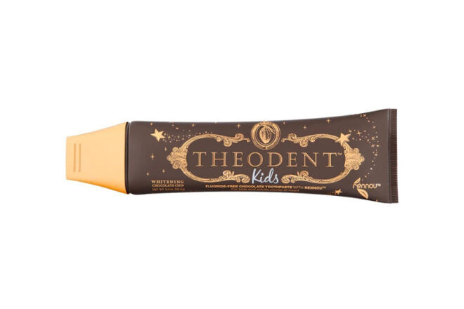 Theodent Kids' Chocolate Toothpaste